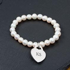 Personalised Forever Bracelet, £29.99
