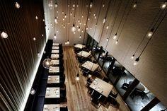 Yoyogi Village – Code Kurkku restaurant by Wonderwall, Tokyo » Retail Design Blog
