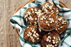 carrot raisin bran muffins by adashofsass, via Flickr