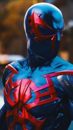 Spiderman 2099 - - Ideas of - Spiderman 2099 Marvel Comics, Marvel Comic Universe, Marvel Vs, Marvel Heroes, Captain Marvel, Captain America, All Spiderman, Amazing Spiderman, Spiderman Suits