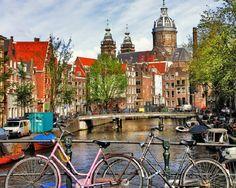 Freeride inc. Austria: Bike Hotspot Amsterdam