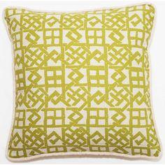 Corona Decor Modern Lattice Collection Pillow