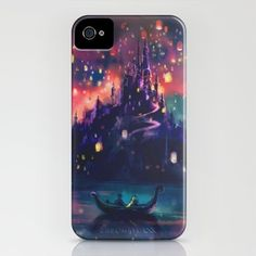 Tangled phone case. I want it even though I don't have an iPhone!