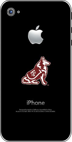 New TAMU Decals Approved!