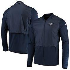 online retailer 019ca a835b Dallas Cowboys Columbia Harborside Jacket - Navy | Cowboys ...