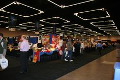 Exhibit Hall in the Oregon Convention Center