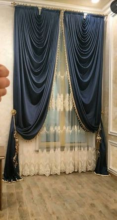 Curtains 2018 Swag Curtains Modern Curtains Elegant Curtains Cool Curtains Window Curtains Curtains With Blinds Curtain Styles Curtain Designs Bedroom Curtains With Blinds, Living Room Decor Curtains, Luxury Curtains, Drop Cloth Curtains, Hanging Curtains, Drapes Curtains, Blackout Curtains, Velvet Curtains, Drapery