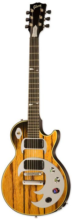 Gibson Dusk Tiger Les Paul. i keep thinking ive found the wood grain i want and then this shows up... damn you pinterest.