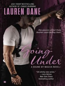 Going Under by Lauren Dane
