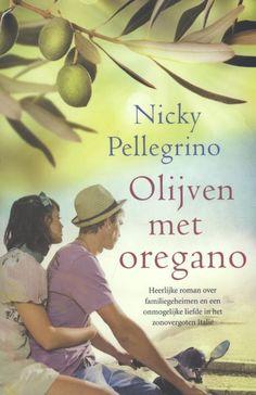 Olijven met oregano - Nicky Pellegrino ( hartjes)