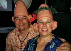 #funny #costume #halloween  #hat #cornhead www.ShopWithNeal.com