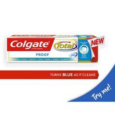 FREE Colgate Total Proof - Gratisfaction UK