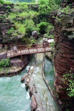 Seoraksan National Park - South Korea.