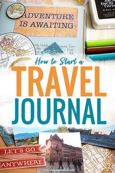 New travel journal ideas diy travelers notebook Ideas Vacation Memories, Travel Memories, New Travel, Travel Usa, Travel Europe, Paris Travel, Denver Travel, Travel Tags, Cruise Travel