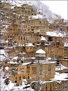 Masuleh (Masouleh), Iran