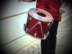 """""""Nordnes Marsjen"""" - Buekorps / Bergen - YouTube"""