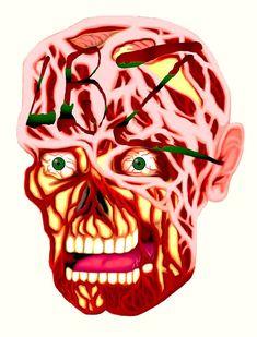 zombie by Norman González Norman, Core, Digital Art