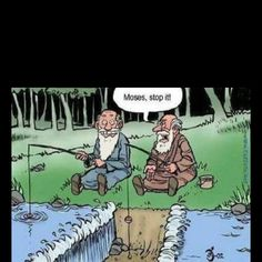 Moses stop it!
