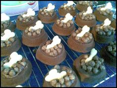 scooby dog bowl cupcakes
