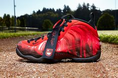 Elijah Diggins Foamposite Xdoernbecher....created by one of God's Creations