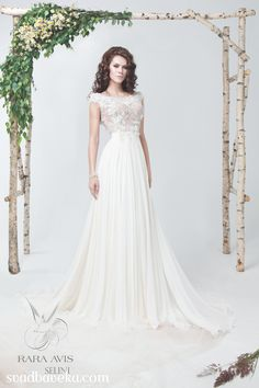 Свадебное платье Selini VANILLA DREAM