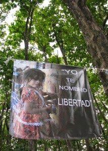 """""""LA LUCHA ES PARA SIEMPRE"""", afirma la Sexta desde Monclova, La Candelaria, Campeche."""