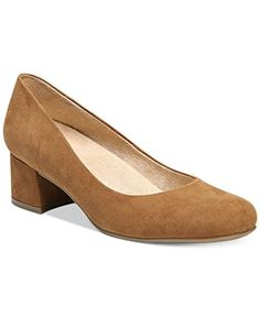 Naturalizer Womens Donelle Brandy Microfiber 8 W US W C * Be sure to check out this awesome product. (This is an affiliate link)