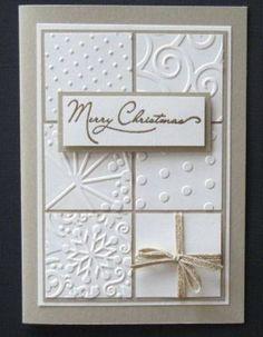 Christmas cards handmade design ideas 20 – Creative Maxx Ideas – New Year Homemade Christmas Cards, Christmas Cards To Make, Homemade Cards, Merry Christmas, Christmas Desserts, Christmas Greetings, Holiday Cards, Cricut Christmas Cards, Christmas Abbott