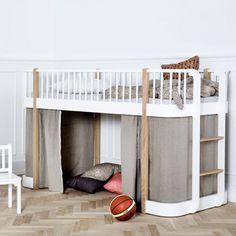 BarnNet: 20 fina och praktiska våningssängar och loftsäng för barn