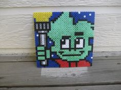 DISCOUNTED  Pajama Sam in No Need To Hide When by CuteBeadBows