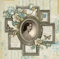 Scrapbooking :Comment vieillir des photos pour les pages heritage