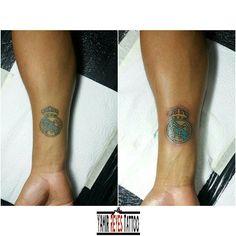 L3 🔴MEJORA🔴 63050921📲 Hay vamos ✒👽💪Tattoo #88 #YrTattoo #tattoopanama #salmo #tattooed #inked #tattoo #tattoos #panama #pty #507 #ink #madrid #panameño #intenzeink#inkaddict #tatuaje #men #tattooartist #black  #blackandwhite  #inkmagazine #romanos #amazingtattoo #inks #instatattoo #soccer #futbol #realmadrid…