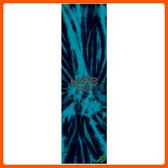 """Mob Grip Black / Blue Tie Dye Grip Tape - 9"""" x 33"""" - For all the skaters (*Amazon Partner-Link)"""