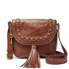 Damen Tasche - Emi Saddle Bag