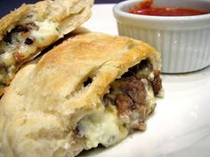 Taste and Tell | Cookbook of the Month Recipe – Calzones | Taste and Tell
