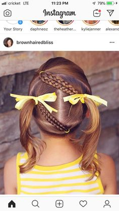 ,Cosa sono my spouse and i capelli? My spouse and i capelli umani sono composti nrrr u. Cute Toddler Hairstyles, Easy Little Girl Hairstyles, Girls Hairdos, Cute Little Girl Hairstyles, Girls Natural Hairstyles, Baby Girl Hairstyles, Braided Hairstyles, Natural Hair Styles, Crazy Hair