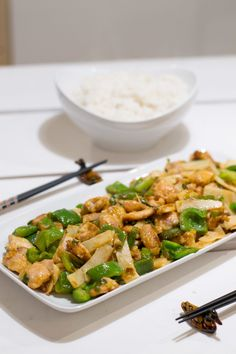 Kung Pao Chicken, Maa, Dinner, Ethnic Recipes, Food, Dining, Food Dinners, Essen, Meals