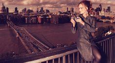 Luisa Spagnoli Fall 2011 Campaign | Charlotte Cordes by Michelangelo di Battista