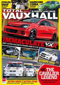 TOTAL VAUXHALL - January 2014 : Z20LEH SWAP How to do,We get all nostalgic at the Retro Rides Gathering at Prescott Hillclimb.The Astra Online crew hit the rollers at Dynodaze.Our guide to all the latest Vauxhallrelated products hitting the shops.See what great deals we have on offer this month...hall of fame Got a cool Vauxhall? Send us some pics and it could end up here