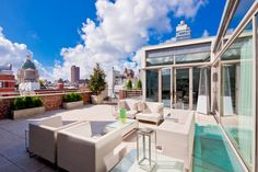 419 Broome Street - Apt: PH, SoHo/Nolita, Manhattan: An extraordinary opportunity to create your own Soho Masterpiece. This one-of-a-kind penthouse offers 7,634-SF of raw interior space with 3,445-SF exterior set around six separate terraces across the 5th, mezzanine & penthouse floors plus roof with limitless possibilities. 419 Broome at Crosby St is an 1873 cast-iron SOHO landmark designed by Griffin Thomas.