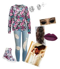 """""""Hiatus with Liam Payne"""" by tayeisbi25 on Polyvore featuring Timberland, Frame Denim, even&odd, Allurez, Payne, women's clothing, women, female, woman and misses"""