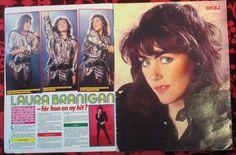 Laura 1984, Swedish magazine OKEJ