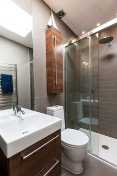 Eclectic Bathroom Design Ideas, Pictures, Remodel And Decoru2026love The  Cabinet Per The