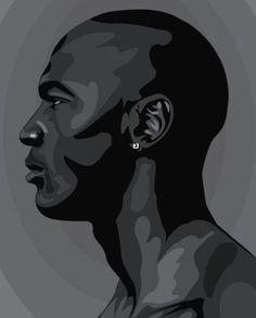 Pop Art Portraits, Portrait Art, Michael Jordan Art, Michael Jordan Tattoo, Art Sketches, Art Drawings, Basketball Art, Basketball Floor, Drawing Faces