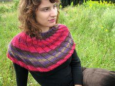 Ravelry: Cranberry Swirl pattern by Ilga Leja