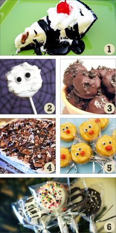 Do you LOVE Oreos? Here are 6 fun ways to enjoy those delicious little cookies! {Links to recipes included!}