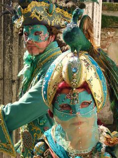 What: go to the Carnival of Venice  When: January/February http://www.carnevale.venezia.it/?slang=en