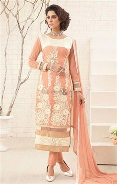 Purchase Designer Punjabi Suit Boutique For Ceremony At Cheapest Price Visit: http://www.designersandyou.com/dresses/punjabi-suits #Indian #IndianStyle #PunjabiStyles #Modern #Better #Attractive #impress #Colorful #Collection #Fashion #DesignerCollection #Trendy  #Like4Like