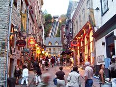 Quebec City, a cidade canadense com charme europeu: http://www.studyglobal.net/portuguese/