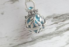 Harmony Ball Necklace Angel Caller Bola Mexican Bola Baby Shower Gift New Mom Gift Pregnancy